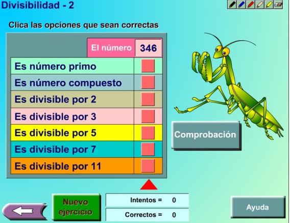 divisibilidad 5.1