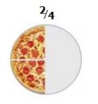 fracción pizza 2
