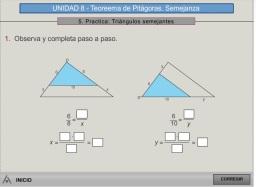 teorema de pitágoras 2.3