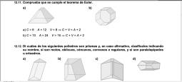 cuerpos geométricos 2eso