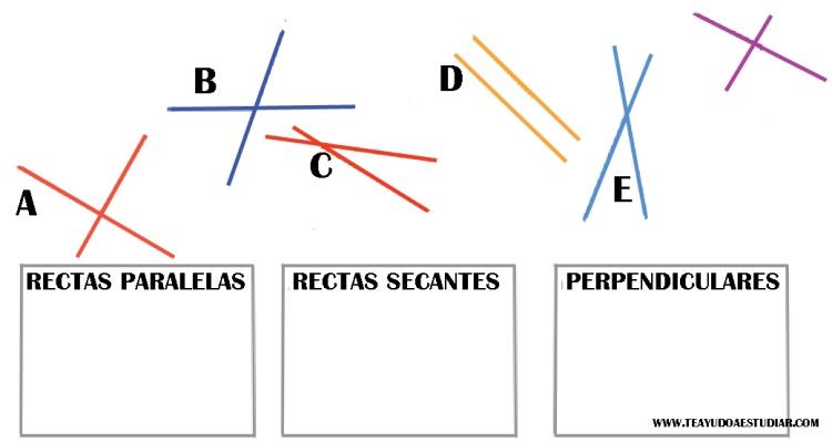 EJERCICIOS RECTAS SECANTES-1