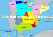 ESPAÑA POR COMUNIDADES